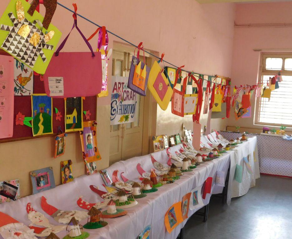 Art Craft Exhibition Mount Carmel High School Ahmedabadmount