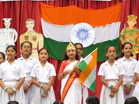 BharatMata - Independance Day Celebration