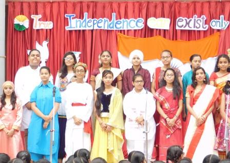 Unity - Independence Day Celebration